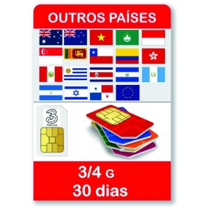 Combos Outros Paises 30...