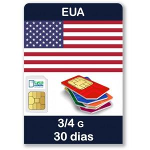 Combos EUA 30 dias - 2020